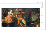 Rebecca at the Well by Veronese