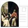 Saint Jerome with Saint Paula and Saint Eustochium by Francisco de Zurbarán and Workshop