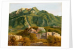 Village on the Island of Ischia, c. 1826 by Sébastien-Louis-Guillaume Norblin de la Gourdaine