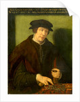 Portrait of an Almoner of Antwerp, 1542 by Anonymous