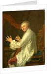 Ange Laurent de La Live de Jully, probably 1759 by Jean-Baptiste Greuze