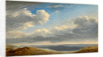 Study of Clouds over the Roman Campagna by Pierre-Henri de Valenciennes
