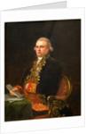 Don Antonio Noriega, 1801 by Francisco de Goya