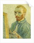 Portrait of Vincent van Gogh by Imitator of Vincent van Gogh