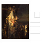 The Descent from the Cross by Rembrandt Workshop