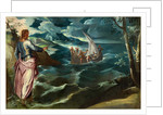 Italian, Christ at the Sea of Galilee by Jacopo Tintoretto