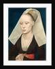 Portrait of a Lady, c. 1460 by Rogier van der Weyden