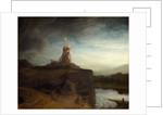 Dutch, The Mill by Rembrandt van Rijn