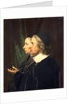Dutch, Portrait of the Artist's Parents, Salomon de Bray and Anna Westerbaen, 1664 by Jan de Bray