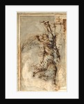 Italian, An Angel Carrying a Torch by Filippino Lippi