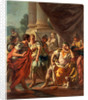 Alexander Condemning False Praise, 1760s by Francesco de Mura