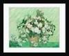 Dutch, Roses, 1890 by Vincent van Gogh