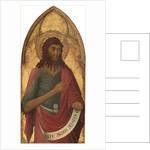 Saint John the Baptist by Lippo Memmi