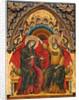 The Coronation of the Virgin by Paolo Veneziano