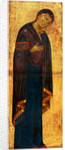 The Mourning Madonna by Master of the Franciscan Crucifixes