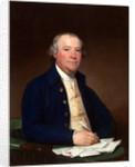 American, Captain Joseph Anthony, 1794 by Gilbert Stuart