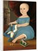 Baby in Blue by William Matthew Prior