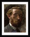 Self-Portrait, Aged 21, 1889 by Edouard Vuillard