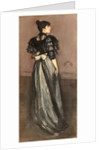 Mother of Pearl and Silver: The Andalusian by James McNeill Whistler