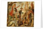 Decius Mus Addressing the Legions by Sir Peter Paul Rubens
