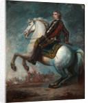 Sir Jeffrey Amherst by Sir Joshua Reynolds