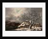 A Winter Landscape by George Smith