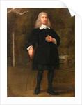 Colonel Alexander Popham, of Littlecote, Wiltshire by Abraham Staphorst