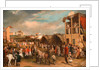 An Extensive View of the Oxford Races by Charles Turner
