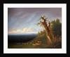 Shepherd Boy on a Hillside by William Turner of Oxford