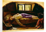 The Death of Chatterton by Henry Wallis