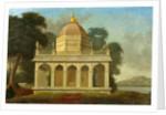 Mausoleum at Outatori near Trichinopoly, Francis Swain Ward, ca. 1734-1794 by Swain Ward