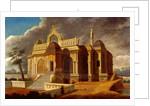 Mausoleum with Stone Elephants by Swain Ward