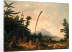 Burial Ground in the South Seas by John Webber