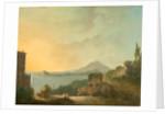 Cicero's Villa and the Gulf of Pozzuoli The Bay of Baiae from Posilippo by Richard Wilson