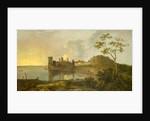 A Summer Evening (Caernarfon Castle) Summer Evening (Caernarvon Castle) A Summer Evening, with an Imaginary View of Caernarvon Castle Conway Castle by Richard Wilson