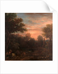 Classical Landscape: Evening by John Wootton