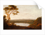 Lake Albano by Joseph Wright of Derby