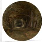 Landscape Gunton Park - A Beech Glade by John Middleton