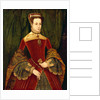 Portrait of a woman, aged sixteen, previously identified as Mary Fitzalan, Duchess of Norfolk, 1565 by Hans Eworth