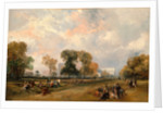 The Great Exhibition of 1851 by James Duffield Harding