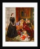 The Governess by Emily Mary Osborn