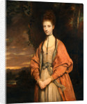 Anne Seymour Damer Hon. Mrs. Seymour Damer by Sir Joshua Reynolds