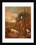 Major John Dade, of Tannington, Suffolk by Thomas Gainsborough