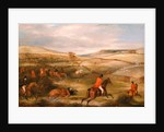 The Berkeley Hunt, 1842: The Chase by Calcraft Turner
