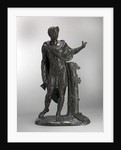 Sculpture, A Roman Emperor James II by Anonymous