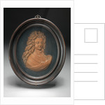 Sculpture, Profile Portrait of William Congreve by Anonymous