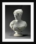 Sculpture, Charlotte, 4th Duchess of Richmond by Joseph Nollekens