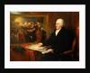 John Eardley Wilmot by Benjamin West