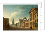 High Street, Oxford by Thomas Malton the Younger
