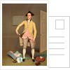 Samuel Thomas Russell in Samuel Foote's 'The Mayor of Garratt' by Samuel de Wilde